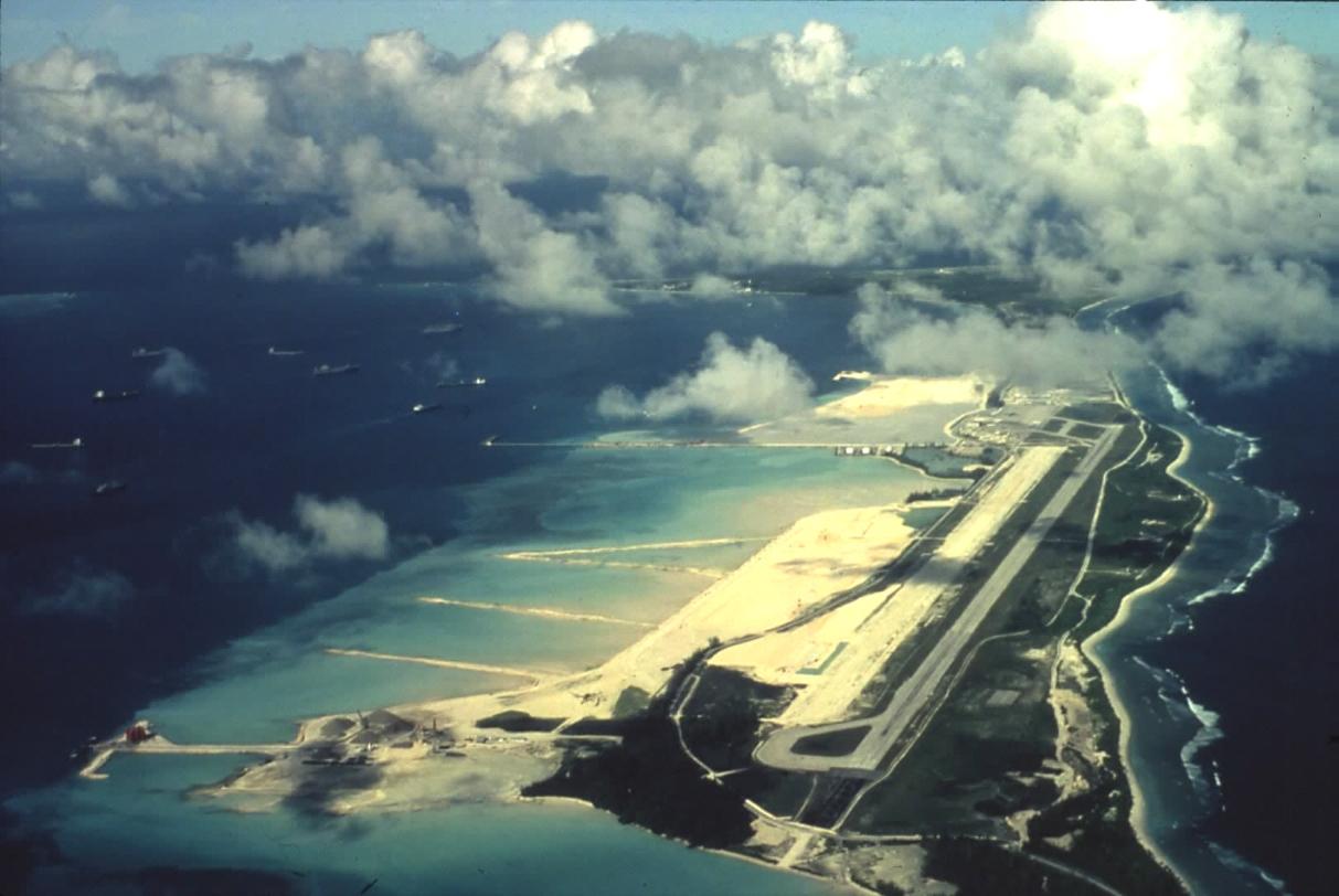 Diego Garcia Mh370
