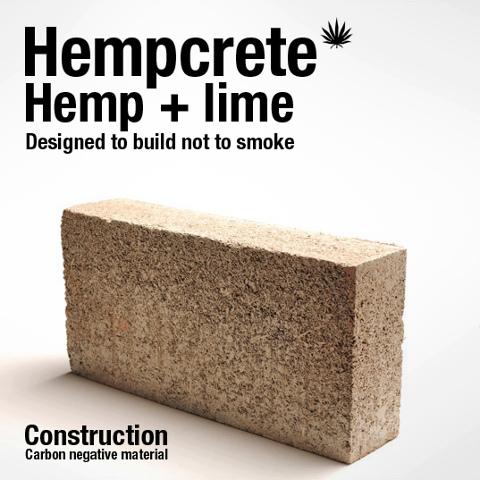 Hempcrete: The Future Of Construction